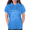 Gamer Mind Control Womens Polo