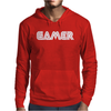 Gamert - funny comic console gamers Mens Hoodie