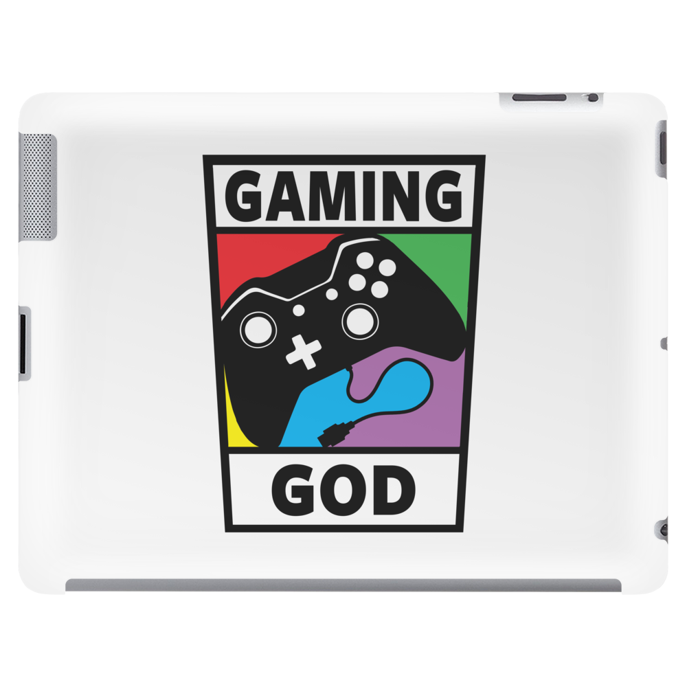 Gaming God Tablet (horizontal)