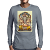 Ganesha Mens Long Sleeve T-Shirt