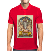 Ganesha Mens Polo