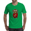 Gangster Ape Mens T-Shirt