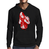 Gangster With A Cross Mens Hoodie