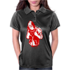 Gangster With A Cross Womens Polo