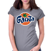 Ganja Womens Fitted T-Shirt