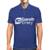 Gareth Emery Mens Polo
