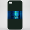Gas by Teon Blake - Dark , yet light  Phone Case