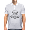 Gas mask Mens Polo