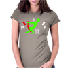 Gas Problems Womens Fitted T-Shirt