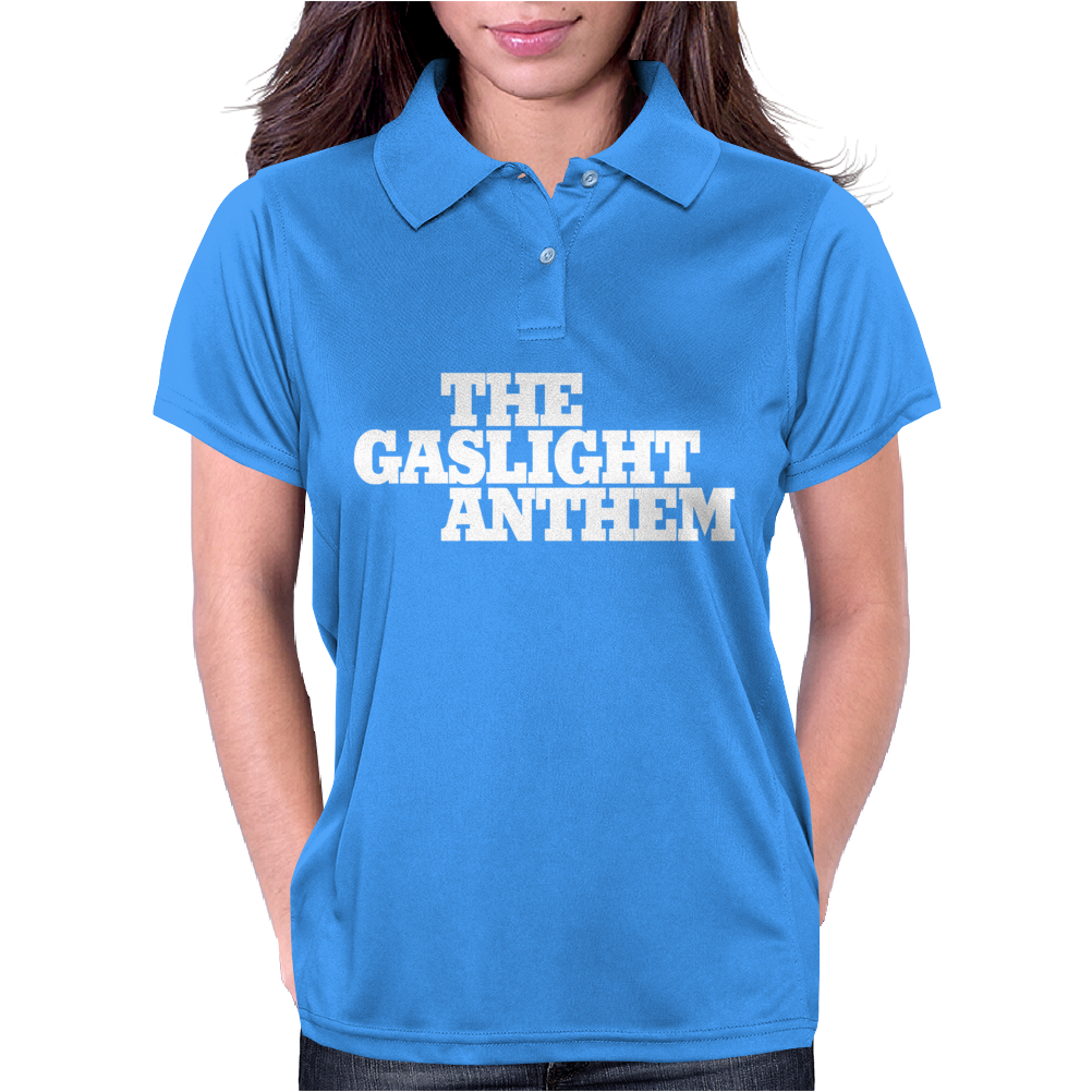 GASLIGHT ANTHEM new Womens Polo