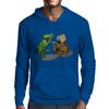 Gator and Turtle Sing The Blues  Mens Hoodie