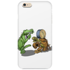 Gator and Turtle Sing The Blues  Phone Case