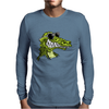 Gator Mens Long Sleeve T-Shirt