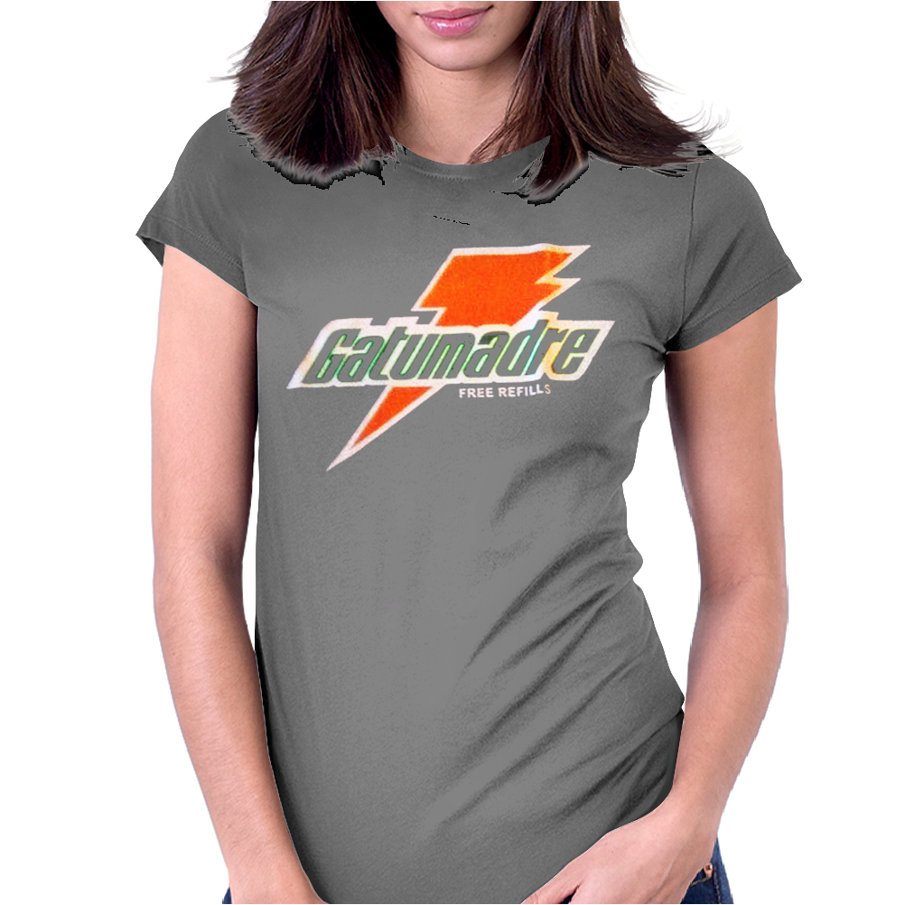 Gatumadre Womens Fitted T-Shirt