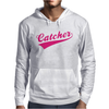 Gay Pride Catcher Funny Mens Hoodie