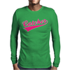 Gay Pride Catcher Funny Mens Long Sleeve T-Shirt
