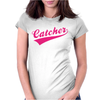 Gay Pride Catcher Funny Womens Fitted T-Shirt