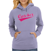 Gay Pride Catcher Funny Womens Hoodie