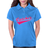 Gay Pride Catcher Funny Womens Polo