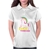 Gay Pride F#ck Younicorn Funny Rude Unicorn Womens Polo