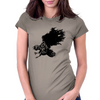 Gear Bird Womens Fitted T-Shirt