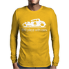 GearHead Still Plays with Cars Mens Long Sleeve T-Shirt