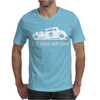 GearHead Still Plays with Cars Mens T-Shirt