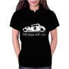GearHead Still Plays with Cars Womens Polo
