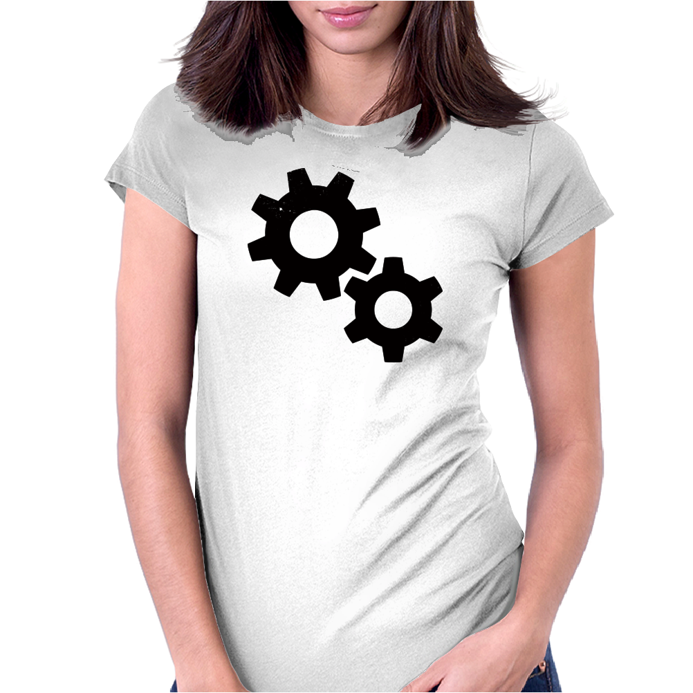 Gears Womens Fitted T-Shirt