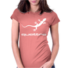 Gecko Audi Quattro Womens Fitted T-Shirt