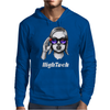 Geek High Tech Mens Hoodie
