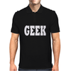 GEEK Mens Polo