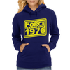 Geeky 40th Birthday Womens Hoodie
