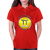 Gemini Astrological Symbol Womens Polo