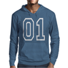 General Lee Funny Mens Hoodie