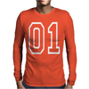 General Lee Funny Mens Long Sleeve T-Shirt
