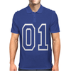 General Lee Funny Mens Polo