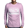 General Midi Retro Mens Long Sleeve T-Shirt
