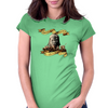 Genghis and the Mongols: Kill or Conquer Tour Womens Fitted T-Shirt