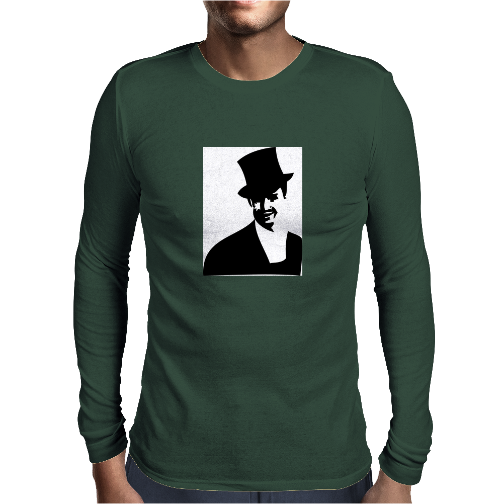 Gentleman Mens Long Sleeve T-Shirt