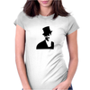 Gentleman Womens Fitted T-Shirt