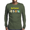 Gentlemon Mens Long Sleeve T-Shirt