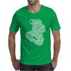 Geometric shape Mens T-Shirt