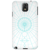 geometric solar system Phone Case