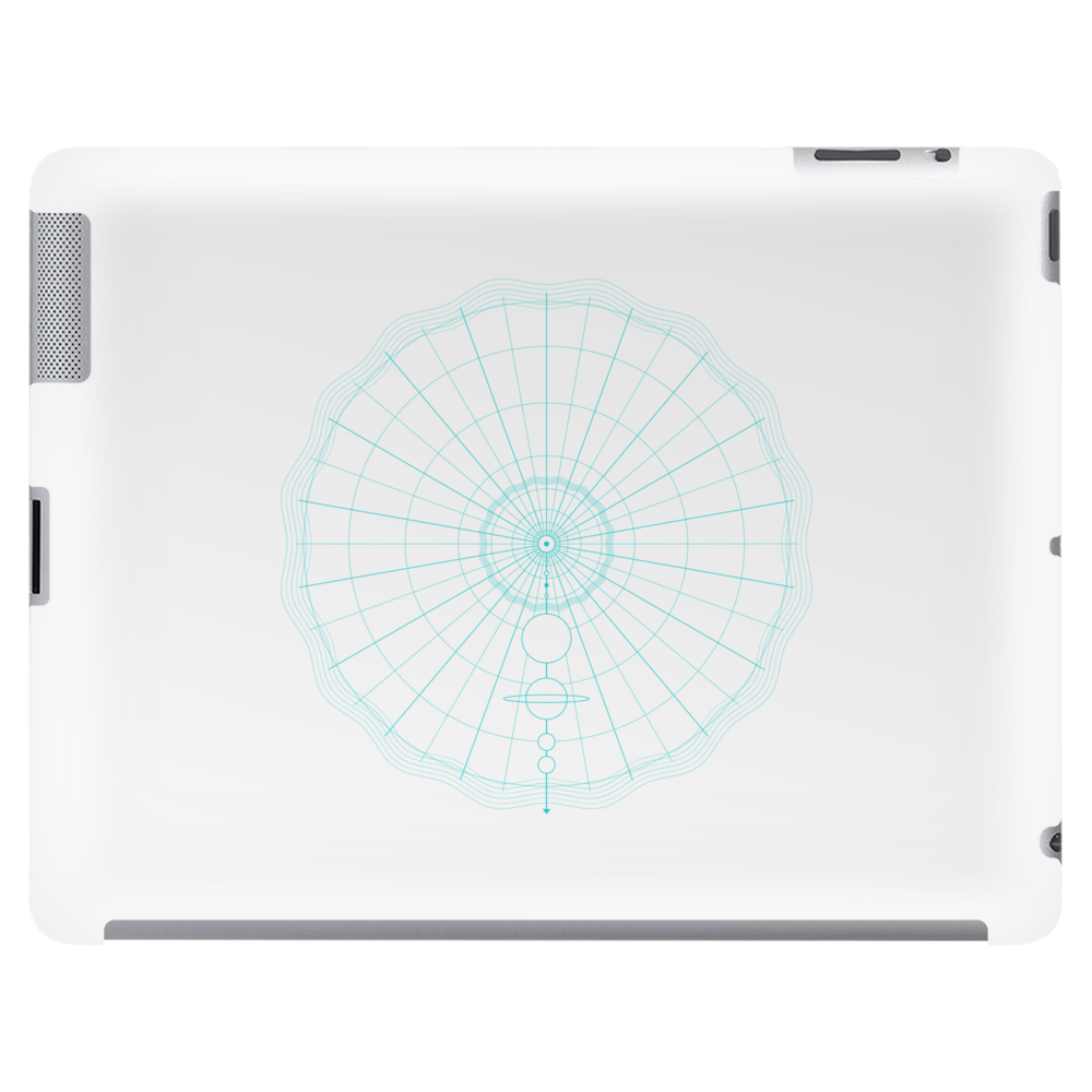 geometric solar system Tablet