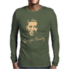 George Formby Mens Long Sleeve T-Shirt