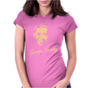 George Formby Womens Fitted T-Shirt