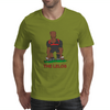 Georgia Rugby 2nd Row Forward World Cup Mens T-Shirt