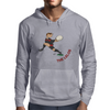 Georgia Rugby Back World Cup Mens Hoodie