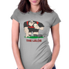 Georgia Rugby Forward World Cup Womens Fitted T-Shirt